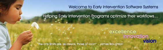 Welcome to early Intervention